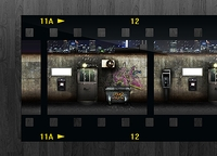 Free Filmstrip PSD